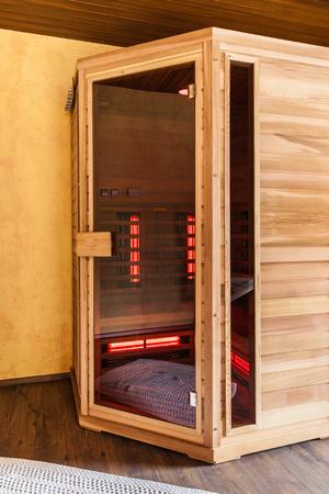 Infrared Heat Saunas