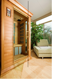 Infrared Sauna on Oprah