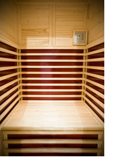 Infrared sauna in Atlanta
