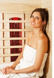 Sauna Infrared Therapy