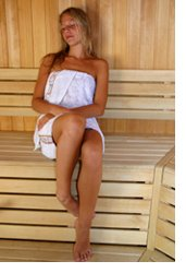 How Long to Stay in an Infrared Sauna